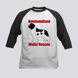 Landseer Water Rescue Kids Baseball Jersey