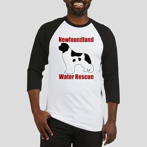 Landseer Water Rescue Baseball Jersey