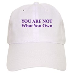 You Are Not Baseball Cap