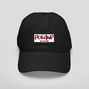 Poland World Cup Soccer Urban Black Cap