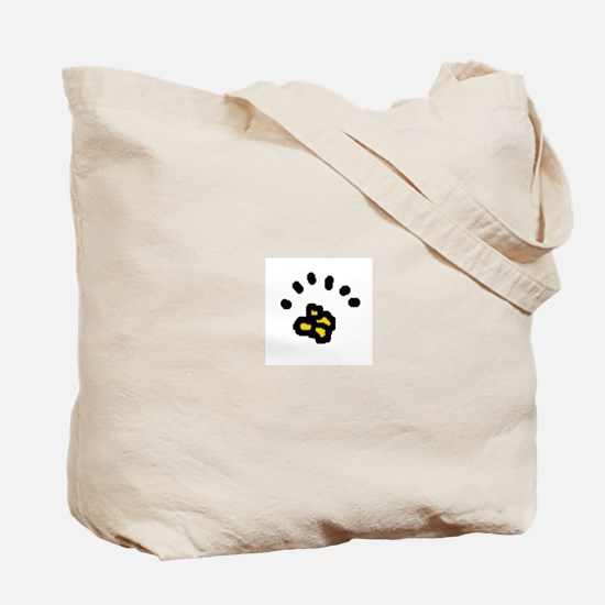 Poofu Pony Tote Bag
