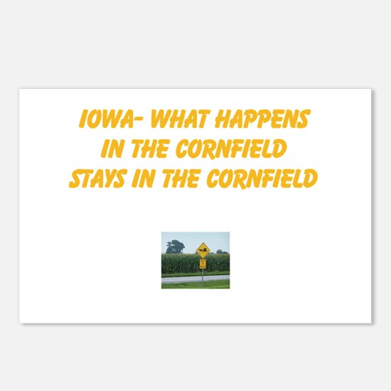 Cute What Postcards (Package of 8)