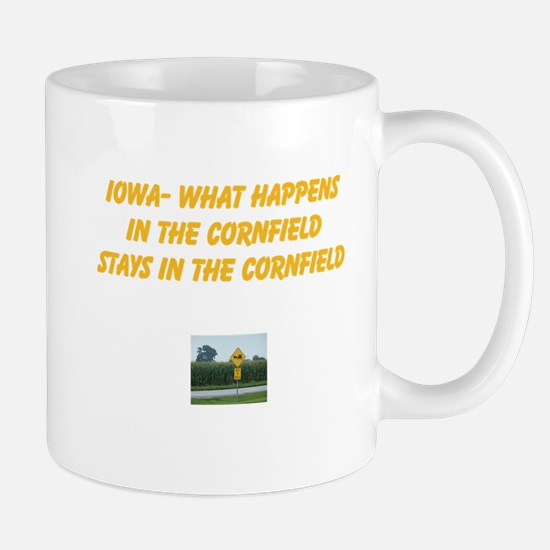 Iowa Cornfield Mugs