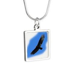 Turkey Vulture Necklaces