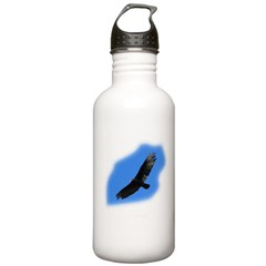 Turkey Vulture Water Bottle
