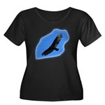 Turkey Vulture Plus Size T-Shirt