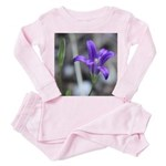 Blue-Eyed Grass Flower Pajamas
