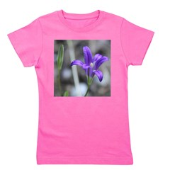Blue-Eyed Grass Flower T-Shirt