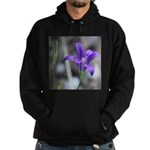 Blue-Eyed Grass Flower Sweatshirt