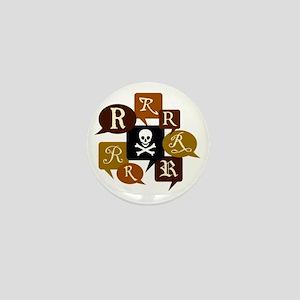 Talk Like a Pirate Mini Button