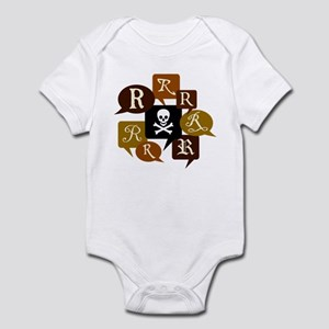Talk Like a Pirate Infant Bodysuit