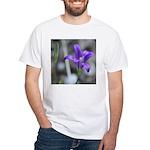 Blue-Eyed Grass Flower T-Shirt