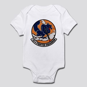 18th Fighter Squadron Infant Creeper