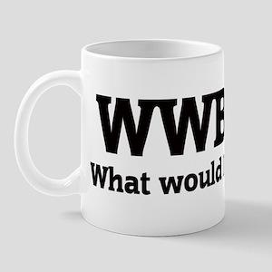 What would Ben do? Mug