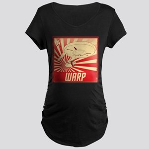Warp Maternity Dark T-Shirt