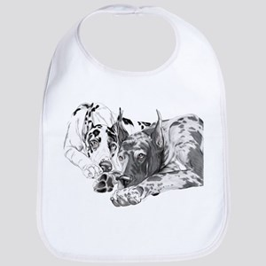 Great Dane Inseparable Bib