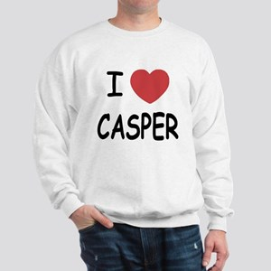 I heart Casper Sweatshirt