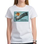 Star Trek Holodeck Women's T-Shirt