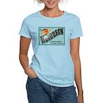 Star Trek Holodeck Women's Light T-Shirt