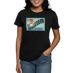 Star Trek Holodeck Women's Dark T-Shirt
