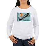 Star Trek Holodeck Women's Long Sleeve T-Shirt