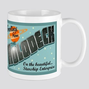 Star Trek Holodeck Coffee Mug