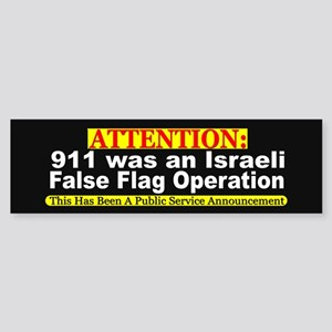 911 was an Israeli False Flag