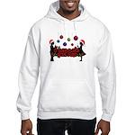 Christmas Logo Hooded Sweatshirt