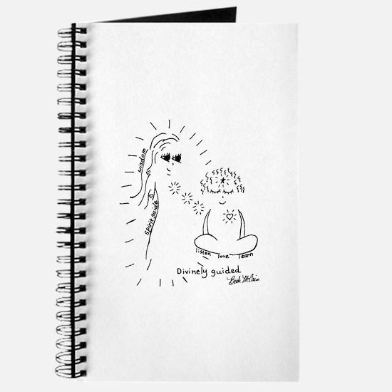 Funny Archangel metatron Journal