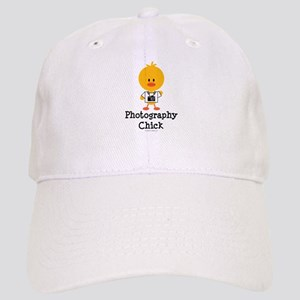 Photography Chick Cap