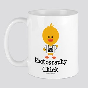 Photography Chick Mug