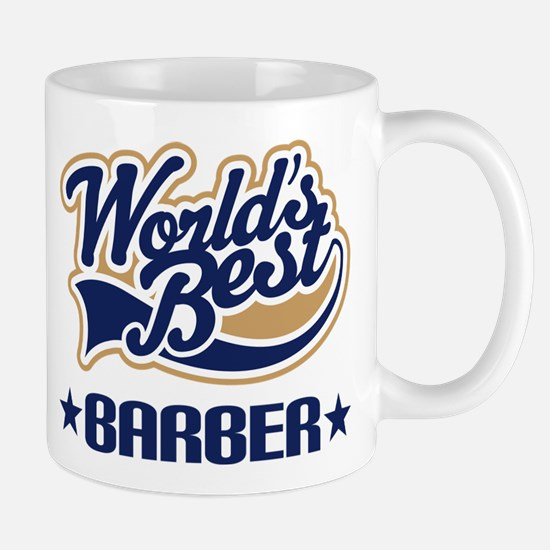 Worlds Best Barber Mug