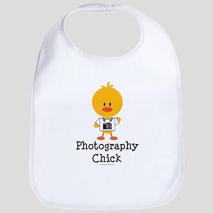 Photography Chick Bib