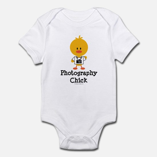 Photography Chick Infant Bodysuit
