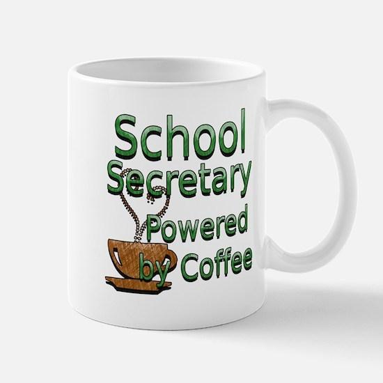 coffee school sec Mugs