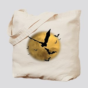 Bats in the Evening Tote Bag