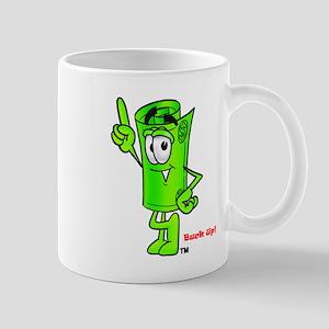 Mr. Deal - Buck Up - Pointing Mug