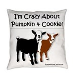 I'm Crazy About Pumpkin And Cookie Everyday Pi