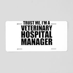 Trust Me, I'm A Veterinary Hospital Manager Al