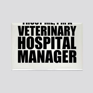 Trust Me, I'm A Veterinary Hospital Manager Ma
