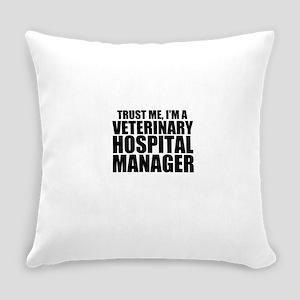 Trust Me, I'm A Veterinary Hospital Manager Ev