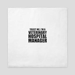 Trust Me, I'm A Veterinary Hospital Manager Qu