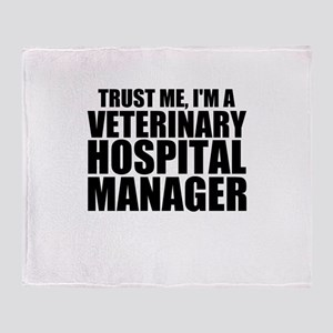 Trust Me, I'm A Veterinary Hospital Manager Th