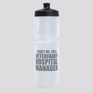 Trust Me, I'm A Veterinary Hospital Manager Sp