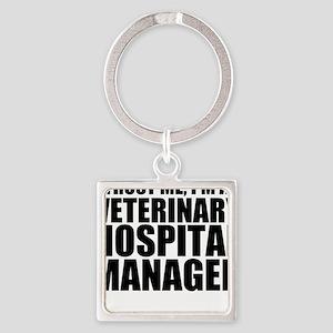 Trust Me, I'm A Veterinary Hospital Manager Ke