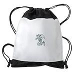 Get the net fishing Drawstring Bag