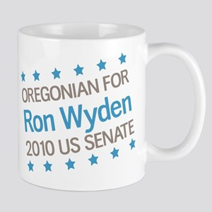 Oregonian for Wyden Mug
