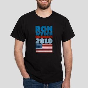 Wyden Senate 2010 Dark T-Shirt