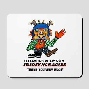 FunCrazyMe! Mousepad