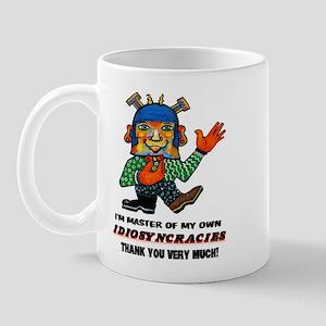FunCrazyMe! Mug